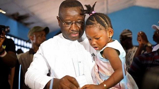 Opposition candidate Julius Maada Bio wins Sierra Leone presidential runoff