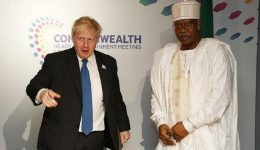 Southern Cameroons Crisis: British Foreign Secretary tells Philemon Yang peace is possible