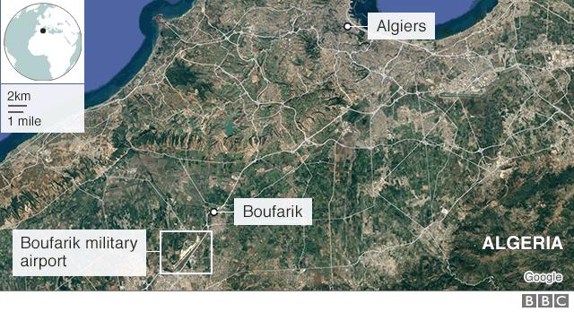 boufarik plane crash