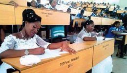 Nolly Nigeria: Brides abandon wedding reception to write final exams