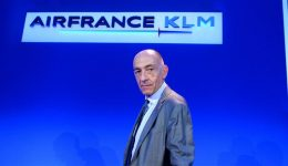 Air France-KLM boss resigns over labor dispute