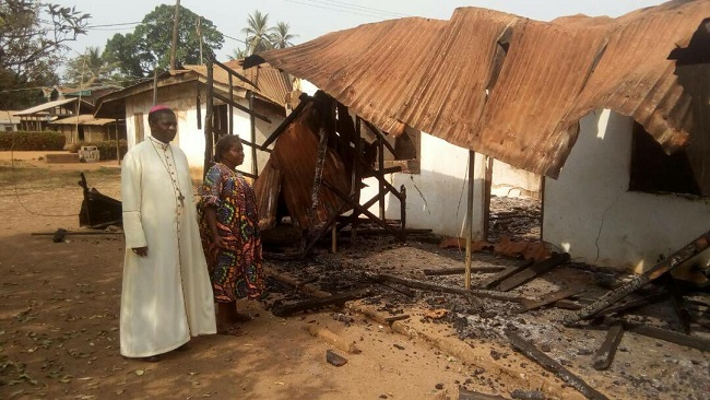 Bishop Andrew Nkea says Cameroon needs dialogue to avert useless, senseless civil war