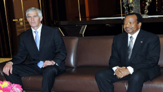 Yaounde: US ambassador gives Biya go-ahead to kill Southern Cameroonians