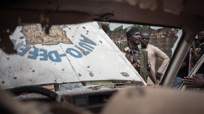 Central African Republic: UN peacekeeper killed, 8 injured in attack