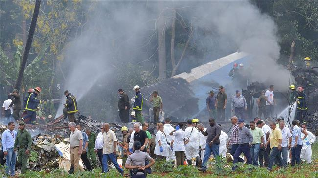 Cuba plane crash: Black box retrieved