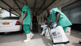 WHO says Congo Ebola Outbreak Spreading Faster Than Ever