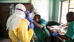 Officials meet to examine international risks of Ebola in Congo