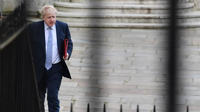 UK: Prime Minister Boris Johnson asks the Queen to suspend parliament
