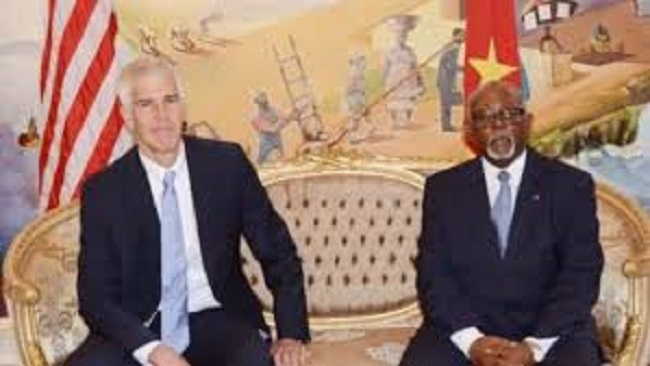 Yaounde: Biya regime accuses U.S. Ambassador of election meddling