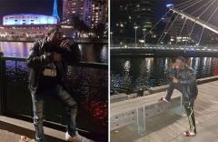 Kamer Feeling: Boxer who went missing brazenly post images of himself in Melbourne