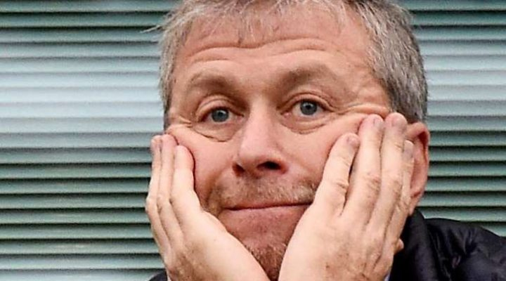 Chelsea owner Roman Abramovich is without a UK visa