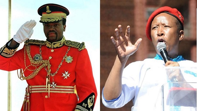 Julius Malema says eSwatini king should leave politics and focus on marrying
