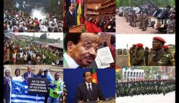 Cameroon at the threshold of inferno, lessons from post-conflict Rwanda to pull it back