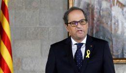 Secession: New Catalan leader shuns Spanish constitution