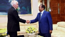 US throws weight behind Cameroon's humanitarian plan for Southern Cameroons