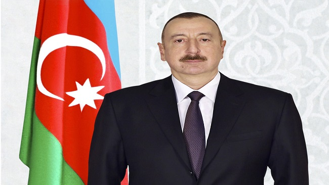 Azerbaijani president congratulates Biya