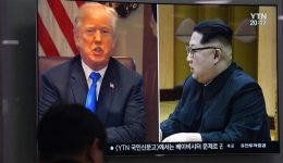 President Trump says 'no time limit' for North Korea denuclearization