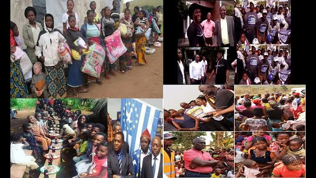 Southern Cameroons War: Nearly 90,000 Ambazonian families separated