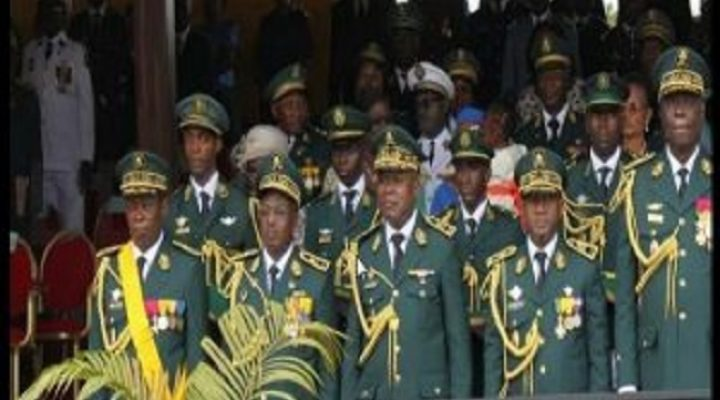 Yaounde: Coup d'état in the offing