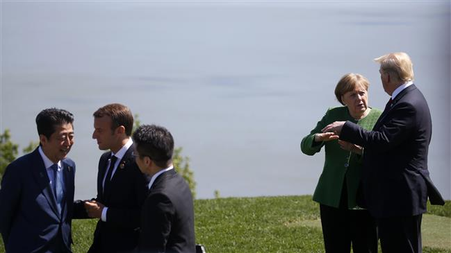 Disputes continue at G7 summit with remote possibility of success