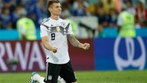 Kroos strikes at death as World Cup holders Germany come back from brink