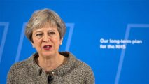 British PM hopes lawmakers will back Brexit plan