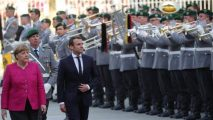 Nine EU nations set to formalize a joint military intervention force