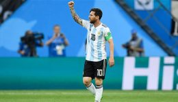 Messi banned for 3 months