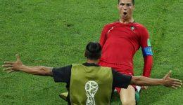 Russia 2018: Ronaldo reigns supreme on Day 2 as Salah-less Egypt, Morocco lose
