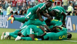 World Cup 2018: Senegal beat Poland 2-1