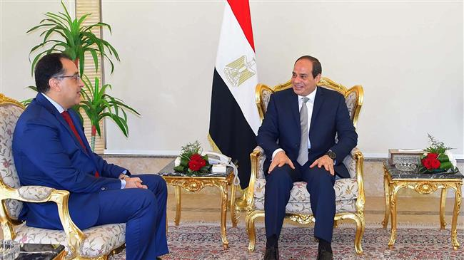 Egypt president appoints housing minister as new premier