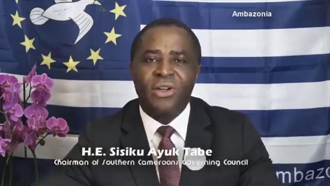 Ambazoniagate: Wife of Interim President Sisiku Ayuk Tabe writes to the UN Secretary General