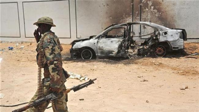 Somalia: One US soldier killed, 4 others injured