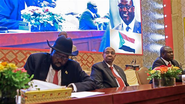 South Sudan warring parties sign peace deal