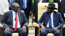 South Sudan's rebel leader rejects president's peace offer