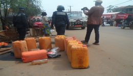 Nigeria: Customs intercepts truckload of petrol being smuggled into French Cameroon