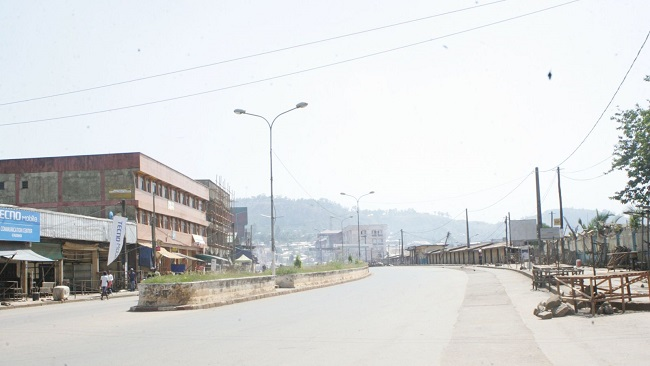Biya regime and Ambazonia Interim Gov't have Southern Cameroons on lockdown ahead of elections