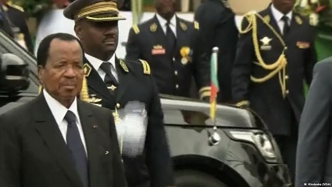 Cameroon gets a new Head of State