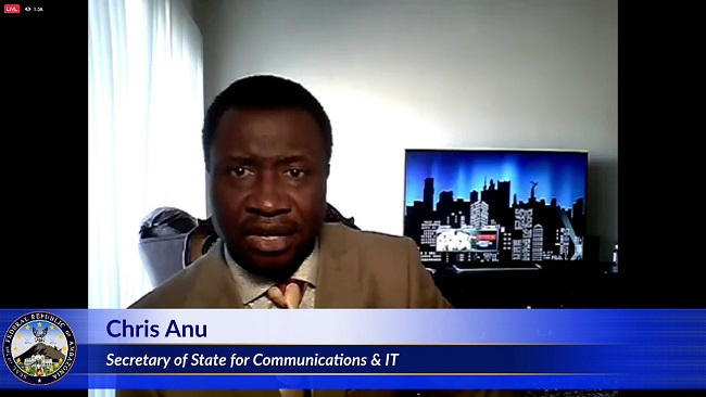 Federal Republic of Ambazonia: The truth about Secretary Chris Anu's resignation