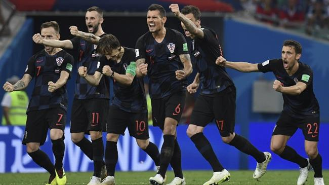 2018 World Cup: Croatia beat Russia 4-3 on penalties