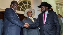 President of South Sudan says ready to accept peace deal