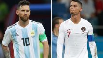 Messi 'made me better player' Cristiano Ronaldo
