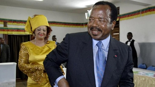 Paul Biya to contest in October polls to extend reign till 2025