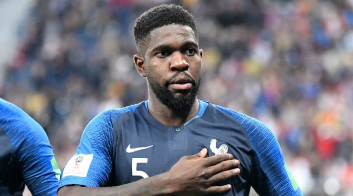 Roger Milla tried to persuade Umtiti to play for Cameroon