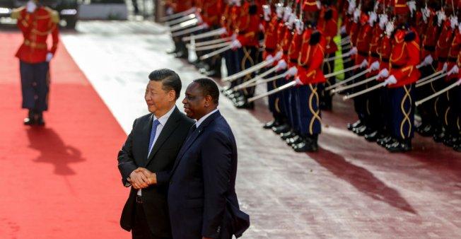 China's president Xi underlines Africa ties in Senegal visit