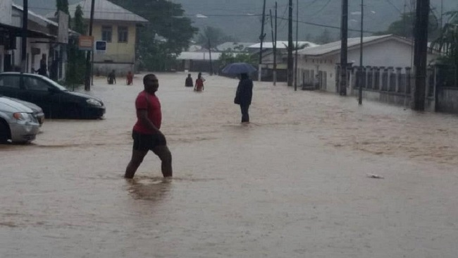 Douala, Limbe hit by floods