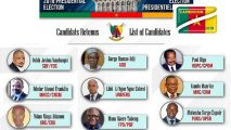 October Presidential Election: Candidates avoiding Southern Cameroons
