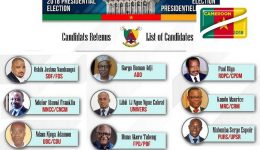 Cameroonians sceptical as elections approach