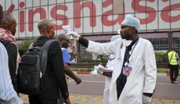 Congolese Refugees Risk Infecting Neighboring Countries with Ebola