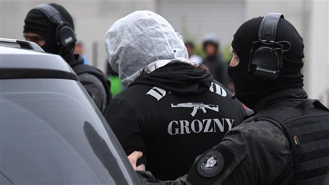 Asylum-seeker injures 4 in France stabbing attack